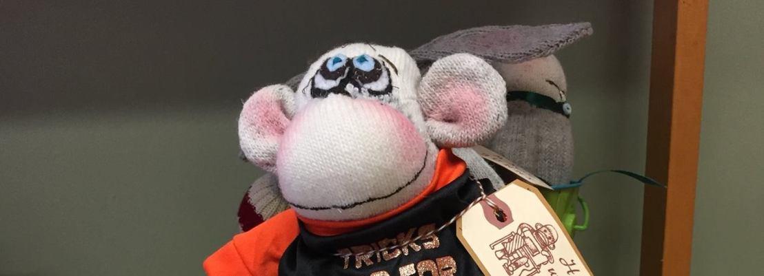 It's Sock MonkeySeason