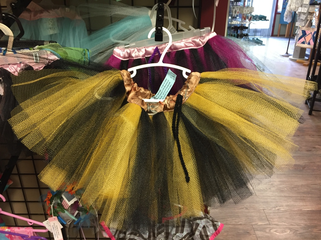 Tutus, hats, bibs and more..
